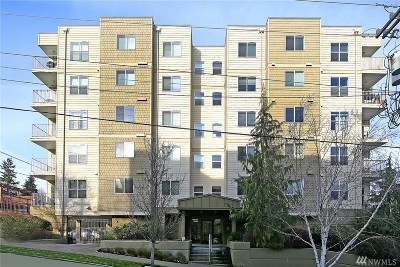 Seattle Condo/Townhouse For Sale: 3120 SW Avalon Wy #603
