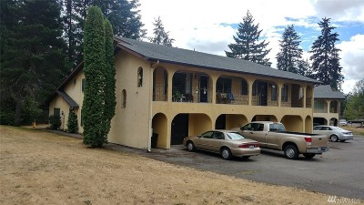 Shelton WA Multi Family Home For Sale: $449,950