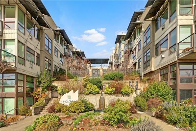 Seattle Condo/Townhouse For Sale: 1760 N Northlake Wy #528