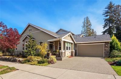 Redmond Single Family Home For Sale: 12758 Adair Creek Wy NE