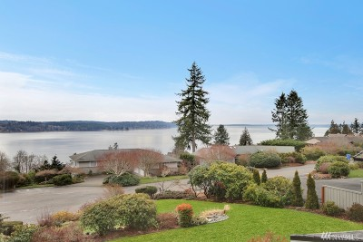 Gig Harbor Single Family Home For Sale: 10211 123rd St NW