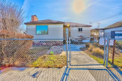 Moses Lake Single Family Home For Sale: 201 W 5th Ave