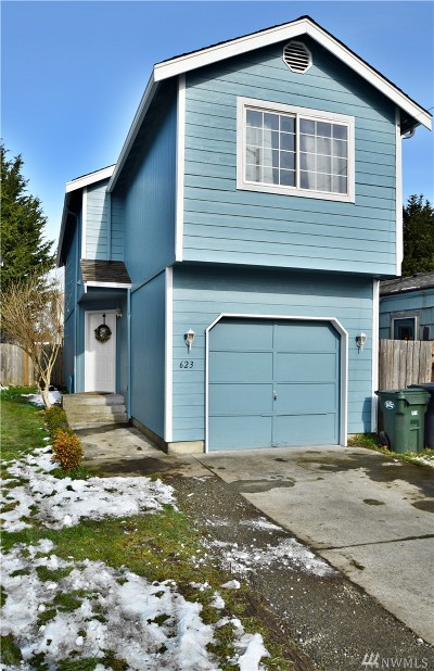 Tacoma Single Family Home For Sale: 623 Lafayette St S