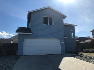 Chelan County Single Family Home For Sale: 657 Sally Dr
