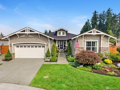 Lacey Single Family Home For Sale: 4240 Bainbridge Ct NE