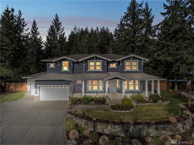 Gig Harbor Single Family Home For Sale: 1913 155th St NW