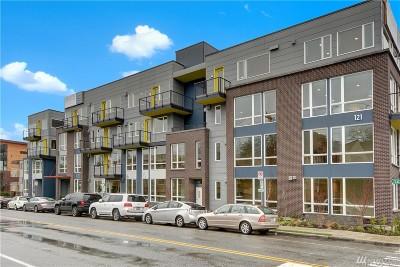 Condo/Townhouse Sold: 121 12th Ave E #103