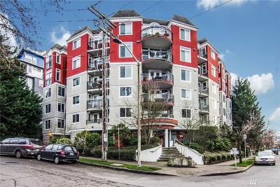 Seattle Condo/Townhouse For Sale: 232 Belmont Ave E #202