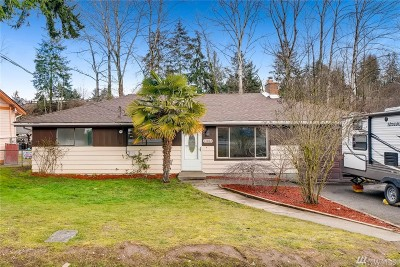 Burien Single Family Home For Sale: 13002 4th Ave S