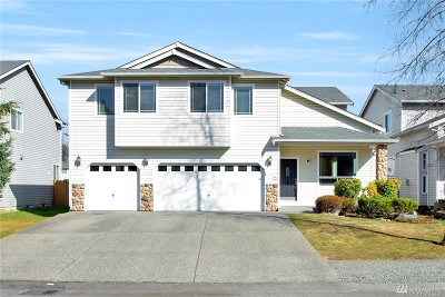 Puyallup Single Family Home For Sale: 12421 160th St E