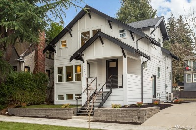 Seattle Single Family Home For Sale: 2208 NW 67th St