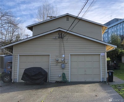 Everett Multi Family Home For Sale: 1416 Baker Ave #A & B