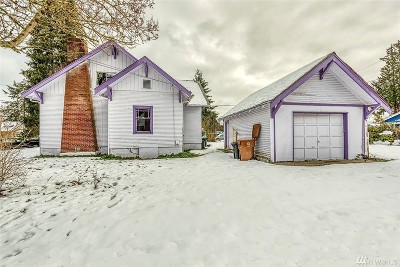 Mason County Single Family Home For Sale: 601 Bellevue Ave