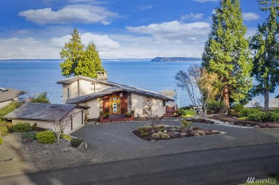 Port Ludlow WA Single Family Home For Sale: $989,000