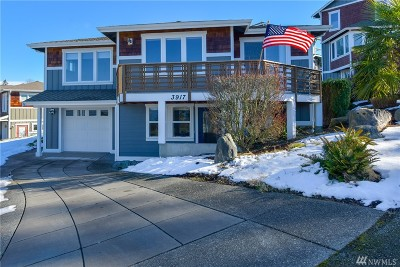 Anacortes Single Family Home For Sale: 3917 Isle Wy