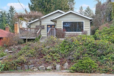 Seattle Single Family Home For Sale: 3038 Garlough Ave SW