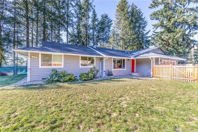 Snohomish Single Family Home For Sale: 9504 Paradise Lake Rd