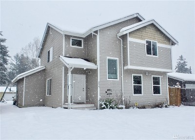 Tacoma Single Family Home For Sale: 8827 S I St