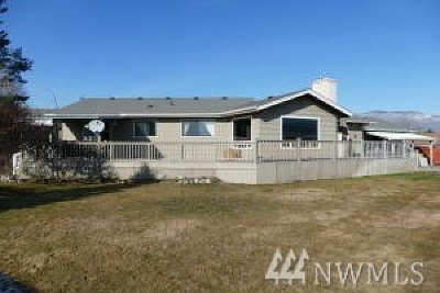 Chelan County Single Family Home For Sale: 1703 Harris Court