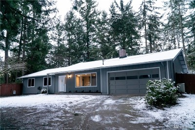 Olympia Single Family Home For Sale: 436 Dutterow Rd SE