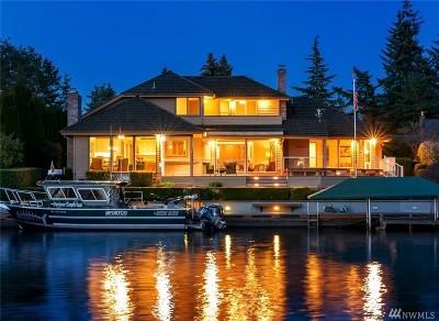 Bellevue Single Family Home For Sale: 55 Skagit Key