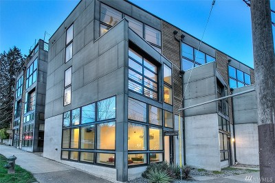Seattle Commercial For Sale: 200 N 36th St