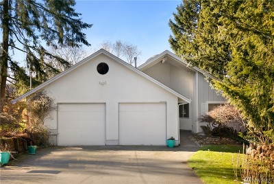 Sammamish Single Family Home For Sale: 18765 NE 55th St