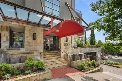 Kirkland Condo/Townhouse For Sale: 220 1st St #102