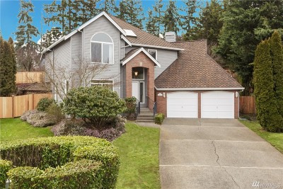 Puyallup Single Family Home For Sale: 2142 24th St SE