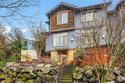 Seattle Single Family Home For Sale: 2008 Yale Ave E #C