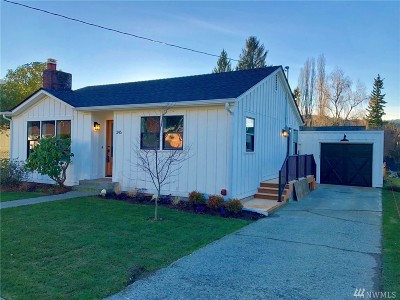 Issaquah Single Family Home For Sale: 245 2nd Ave NE