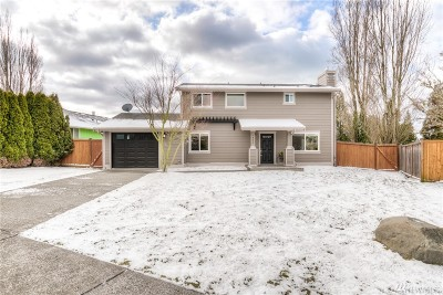 Tacoma Single Family Home For Sale: 7804 N Woodworth Ave