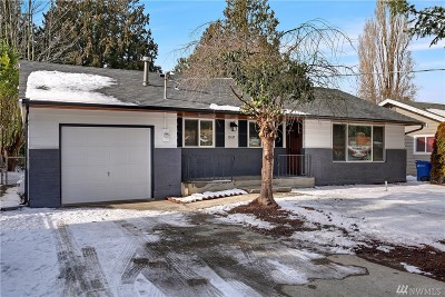 Burien Single Family Home For Sale: 13437 4th Ave SW