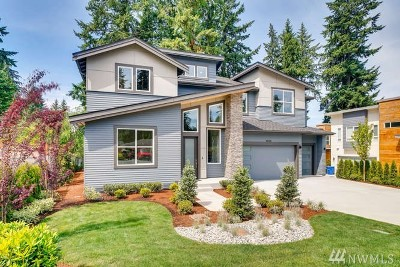 Bellevue Single Family Home For Sale: 14320 SE 38th St