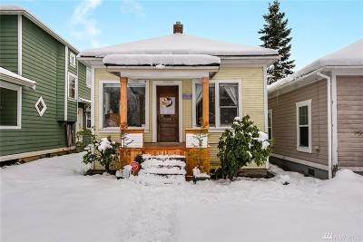 Everett Single Family Home For Sale: 1625 Rainier Ave