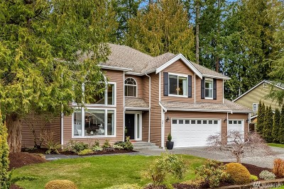 Sammamish Single Family Home For Sale: 2011 231st Place NE