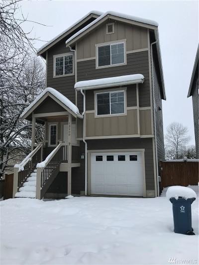 Lake Stevens Single Family Home For Sale: 12800 17th St NE