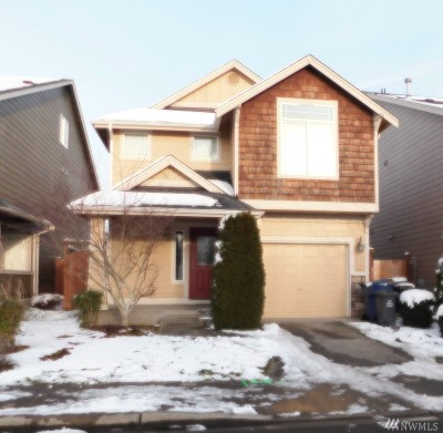 Marysville Single Family Home For Sale: 14519 49th Dr NE