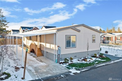 Tacoma Single Family Home For Sale: 9418 20th Av Ct E