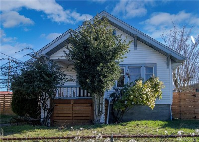 Tacoma WA Single Family Home For Sale: $305,000