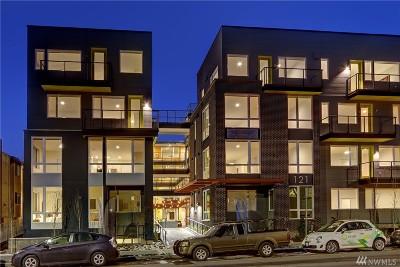 Seattle Condo/Townhouse For Sale: 121 12th Ave E #304