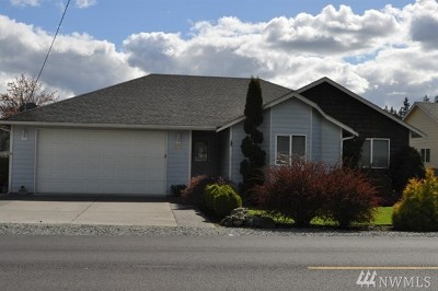 Skagit County Single Family Home For Sale: 827 John Liner Rd