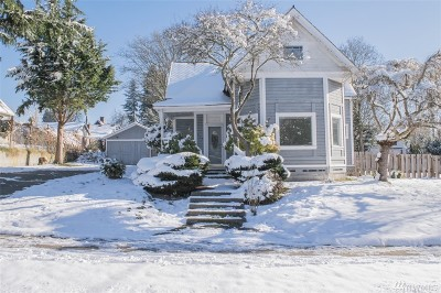 Single Family Home Sold: 315 Avenue D