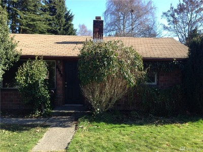 Seattle Single Family Home For Sale: 6838 25th Ave NE