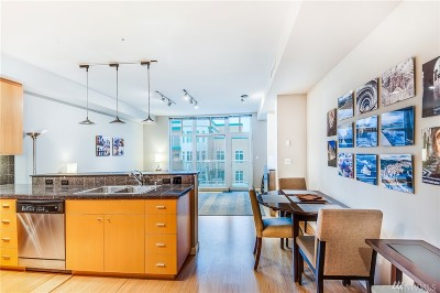 Seattle Condo/Townhouse For Sale: 17 W Mercer St #205
