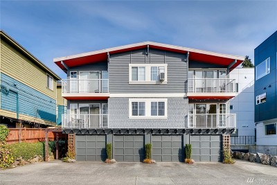 Seattle Condo/Townhouse Sold: 416 Federal Ave E #203