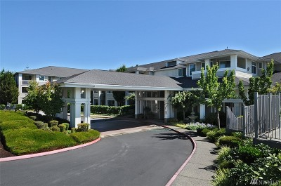 Bellevue WA Condo/Townhouse For Sale: $600,000