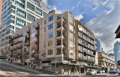 Condo/Townhouse Sold: 2030 Western Ave #601