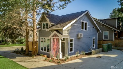 Seattle Single Family Home For Sale: 4536 Eastern Ave N #B