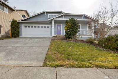 Bellingham Single Family Home For Sale: 3816 Keystone Wy